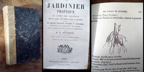 Le jardinier pratique biodimestica for Recherche jardinier paris
